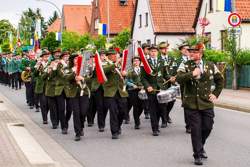 Schützenfest Soltau 2019
